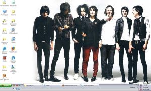The Horrors and The Boosh by alabaster-retard