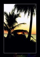 Carribean Sunset by PhilipCapet
