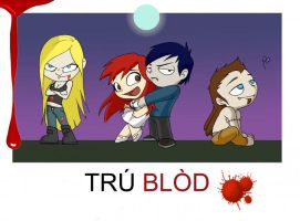 Tru Blod by PoisonousFox