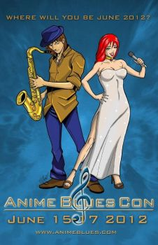 ANIME BLUES CON 2012 by martheus