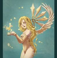 Gift :. Belphe by narilys