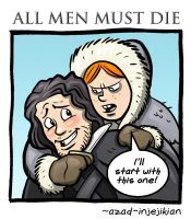 All Men Must Die 3 (of 6) - Game of Thrones by Azad-Injejikian