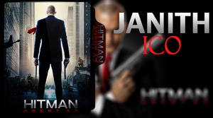 Hitman Agent 47 by JanithJayan