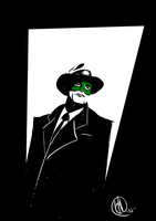 DSC Green Hornet by DrSprinkles