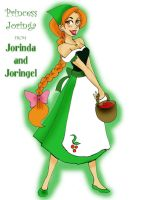 What if Disney...Joringa by TRALLT