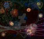 Baby you're a firework by Lunasquire