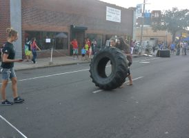 2014 Fluff Fest, Tire Rolling 9 by Miss-Tbones