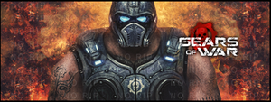 Gears of War 3 Signature by Hura134