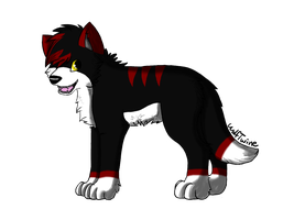 Feral Kiva by WolfTwine