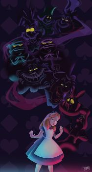 We're all mad here. by Surnaturel