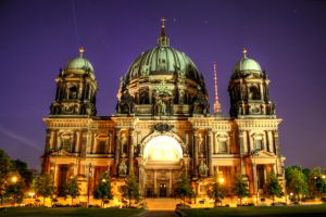 Berlin Cathedral by hans64-kjz
