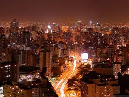 Sampa from above 2 by blagus
