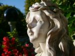 Fairy Statue in Garden 2 by ArtmasterRich
