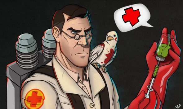 Medic by IronTrail