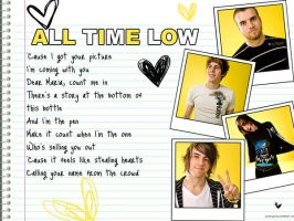 ALL TIME LOW by xXScrltXPrncssXx