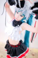 Vocaloid Project Diva F2 - Hatsune Miku by miyoaldy