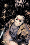 Friday the 13th Cover by PeterGuzman