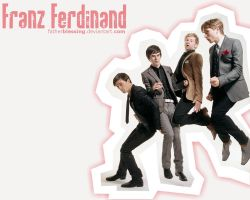 Franz Ferdinand by fatherblessing