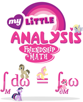 My little Analysis - Friendship = Math by jemyjemy