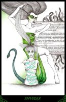 ENVY - Seven Deadly Sins by eViL-DoLL