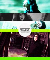 Bravest man of Harry Potter by MarySeverus