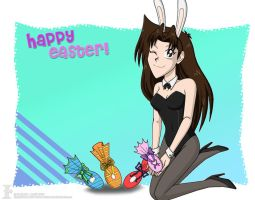 Happy Easter 2010 by Isa-Love-Anime