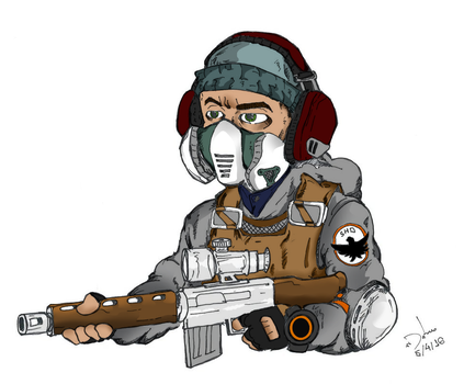 The Division by MateusBrasil