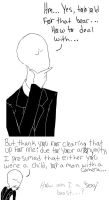 Slenderman - Anon: i'm 19 and a girl, slendy by EuchredEuthanasia