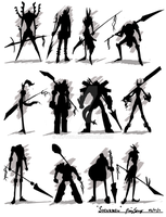Spearmen by daft667