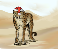 Christmas? Whats a christmas? by CheeTree