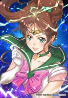 Sailor Jupiter by svechan