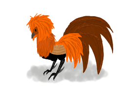 polish rooster by moonlightartistry