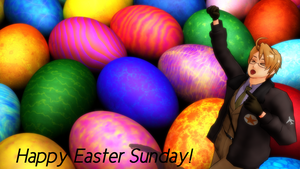 Happy Easter! by nh7tr