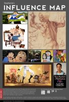 Influence Map Meme by FreakInABox