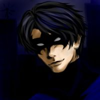 Nightwing by wolfram003