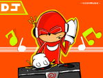 (DJ) Knuckles the Echidna by donicx1