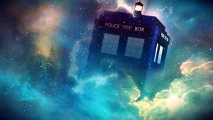 Cloud Tardis by DOCTORWHOQUOTES
