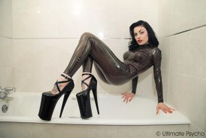 Catsuit II by Ultimate-Psycho