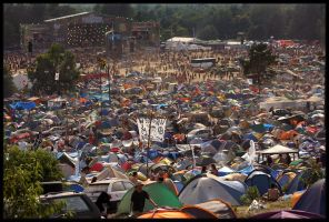 Woodstock 2009 part.7 by Sesjusz