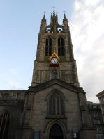 Newcastle Cathedral by DA-Kendep