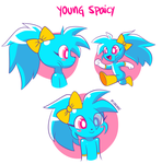 Young Spaicy by LoulouVZ