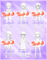 ~CYOP Adoptables Auction~ ::1/6 Open [sb lower!]:: by chibi-adopts18