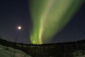 Northern Lights by inugirl33