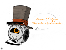 The Gentleman Core by Inverted-Mind-Inc