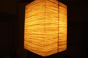 Paper Lamp A by oi101