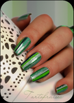 green stripes by Tartofraises