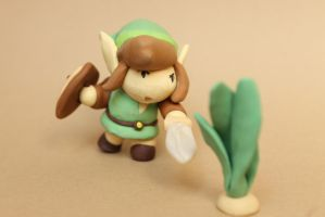Another Link! by RoundedSculptures