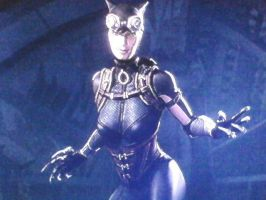 Injustice: Gods Among Us - Catwoman by TheRumbleRoseNetwork