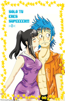 Robin Loves Franky by RoronoaxPhantom