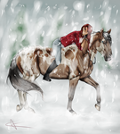Traaker Winter-Import 95 Artbid by CalyArt